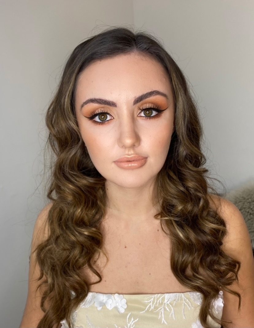 Autumn-Inspired Makeup For Your Wedding Day